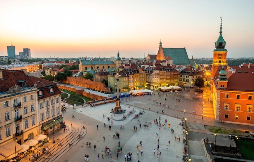 جاذبه لهستان