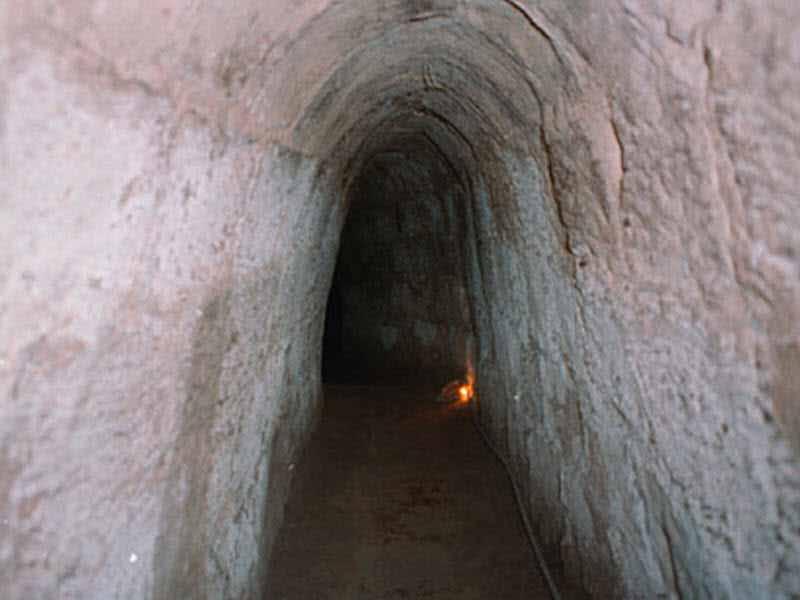 جاهای دیدنی زیرزمینی دنیا
