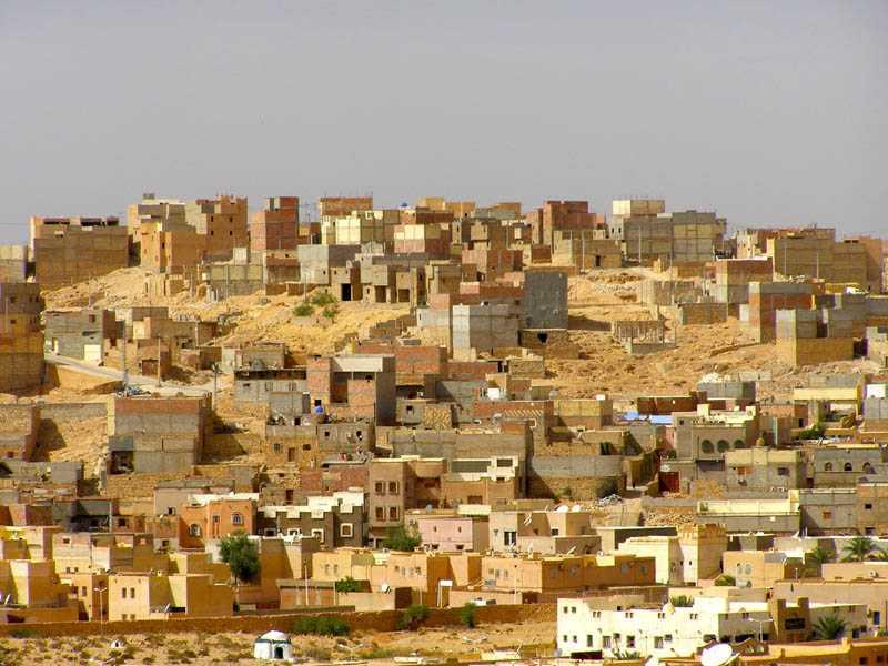 جاهای دیدنی الجزایر