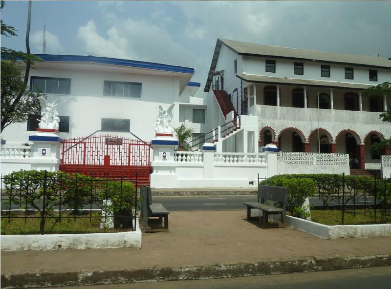 جاهای دیدنی کشور لیبریا