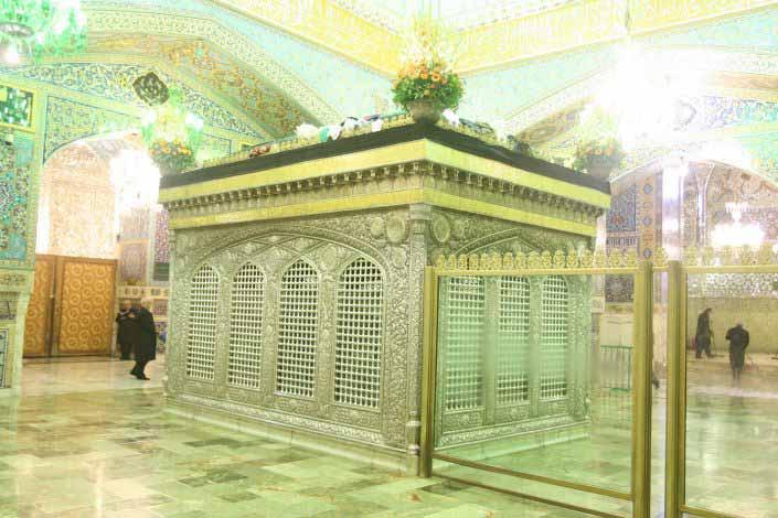 جاهای دیدنی مشهد