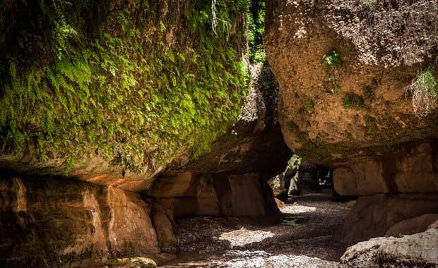 غار بهشت ایلام
