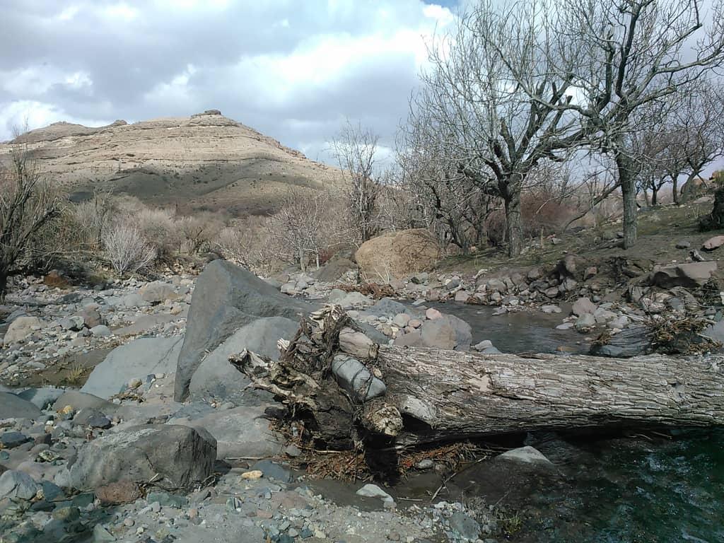 روستای ریسه شهر بابک
