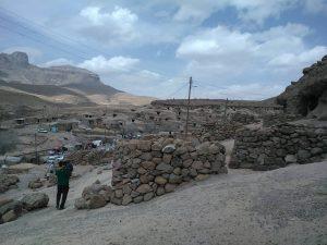 گزارش اختصاصی از شهربابک و روستاهای میمند و ریسه و خانه حاج اقا علی استان کرمان