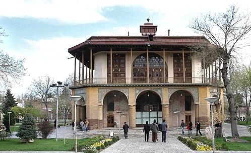 جاهای دیدنی قزوین