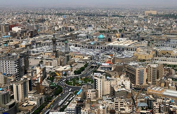 معرفی تعدادی از هتل آپارتمان های مشهد